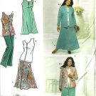 Simplicity 3805 Misses Dress, Jacket Sewing Pattern 10, 12, 14, 16, 18