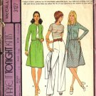 Misses Jacket Skirt Pants Vintage Sewing Pattern McCalls 3127 Size 16