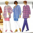 Misses Shirt, Skirt, Pants Sewing Pattern Butterick 4586 Size L, XL