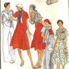 Misses 70s Skirt, Shirt, Pants Sewing Pattern Butterick 4170 Size 10