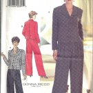 Misses Ricco Top, Pants Sewing Pattern Butterick 3723 Size 12, 14, 16