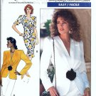 Misses Rimini Top, Skirt Sewing Pattern Butterick 3663 Size 14, 16, 18