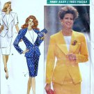 Misses Jacket Skirt Top Sewing Pattern Butterick 3491 Size 18, 20, 22