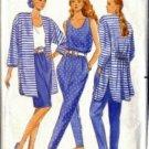 Misses Jacket Skirt Pants Sewing Pattern Butterick 3158 Size XS, S, M