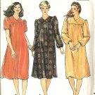 Misses Dress 80s Sewing Pattern Butterick 3928 Size 8, 10, 12