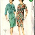 Misses 60s Shift Dress Sewing Pattern Butterick 3333 Size 14