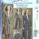 McCalls 5481 Misses Jacket, Skirt, Pants Sewing Pattern Size 8, 10, 12, 14