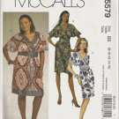 McCalls 5579 Misses Dress Sewing Pattern Size 8, 10, 12, 14, 16 Uncut