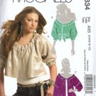 McCalls 5634 Misses Jacket Sewing Pattern Size 4, 6, 8, 10, 12