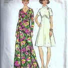 Simplicity 5850 Misses 70s Dress Sewing Pattern Size 10