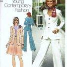 Simplicity 6104 Misses Sweetheart Jacket, Pants, Skirt Pattern Size 12