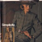 Simplicity 6580 Misses Connoisseur Lined Suit Sewing Pattern Size 10
