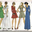 Simplicity 6662 Misses 70s Top, Skirt, Pants Sewing Pattern Size 10