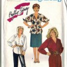 Simplicity 6677 Misses Dress, Tunic, Pants, Skirt Sewing Pattern Sz 16