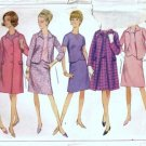 Simplicity 6748 Misses Coat, Jacket, Skirt, Top Pattern Size 14 1/2