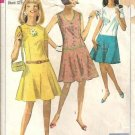 Simplicity 6980 Misses Dress 60s Vintage Sewing Pattern JP 9