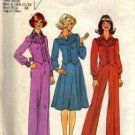 Simplicity 7268 Misses Tucked Top, Skirt, Pants Sewing Pattern 10, 12