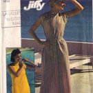 Simplicity 7471 Misses Caftan Cover-Up Scarf Sewing Pattern Sz 12, 14