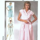 Simplicity 7475 Misses Dress Vintage Sewing Pattern Size 10, 12, 14