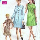 Simplicity 7879 Misses 60s Princess Dress Sewing Pattern Size 16 1/2