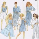 Misses Sewing Pattern Shirt Skirt Pants Simplicity 7894 Sz 6 8 10 12