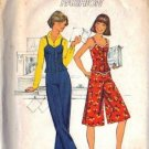 Simplicity 8036 Misses Pantskirt Pants Camisole Sewing Pattern Size 8