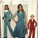 Simplicity 8155 Misses Jacket, Vest, Pants, Skirt Sewing Pattern Sz 9