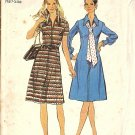 Simplicity 5093 Misses Princess Dress Vintage Sewing Pattern 14 1/2