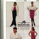 Misses Skirt Pants Camisole Jacket Sewing Pattern Simplicity 8345 S 16
