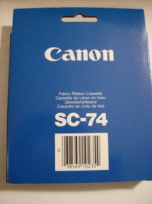 CANON FABRIC CASSETTE  SC-74