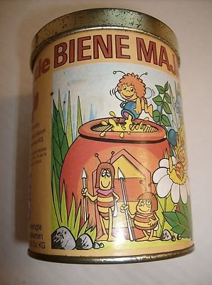 BIENE MAJKA PUZZLE 1976 MADE IN GERMANY VINTAGE