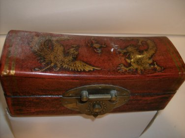 DECORATED SMALL BOX FROM CHINA