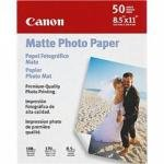 Canon 8 1/2 X 11 Matte Photo Paper