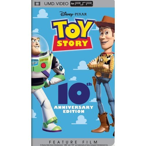 Toy Story - 10th Anniversary Edition UMD for PSP