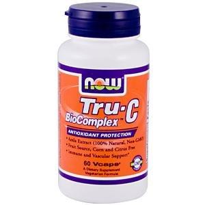 Now Foods, Tru-C Bio Vitamin C Complex, 60 Vcaps