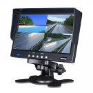 Rear-View Monitor-Full  image  /  4  images  /  2  images  adjustable
