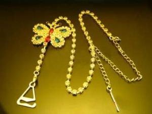 Butterfly bra-strap