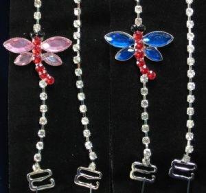 Dragonfly bra strap
