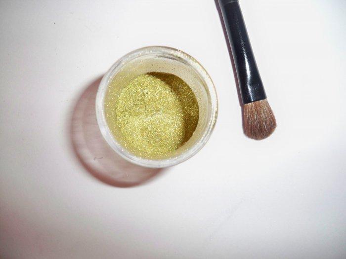 Lime-Like Sample