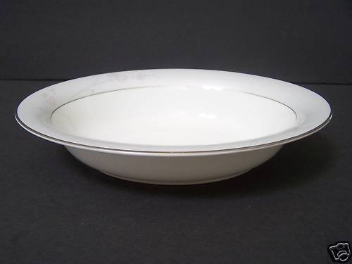 WATERFORD Chrysanthemum Oval Open Vegetable Bowl New