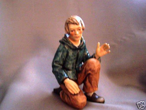 HUMMEL Goebel Kneeling Shepherd Boy Nativity 1968 New