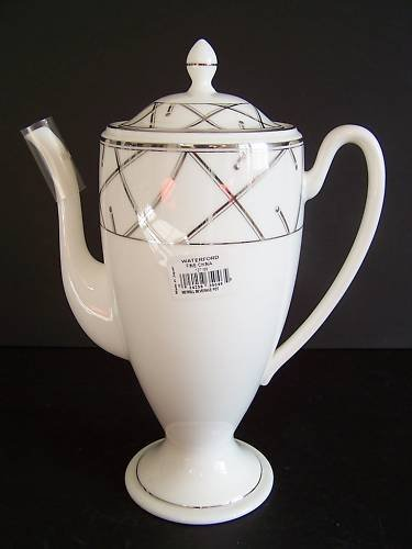 WATERFORD Fine China Merrill Beverage Pot New