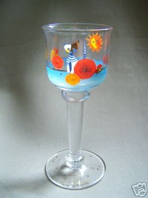 Goebel Handmade Candle Holder Rosina Wachtmeister New