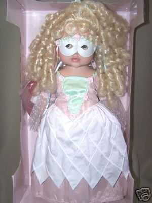 GOTZ (Goetz) Venice Doll Hildegard Gunzel Limited NIB