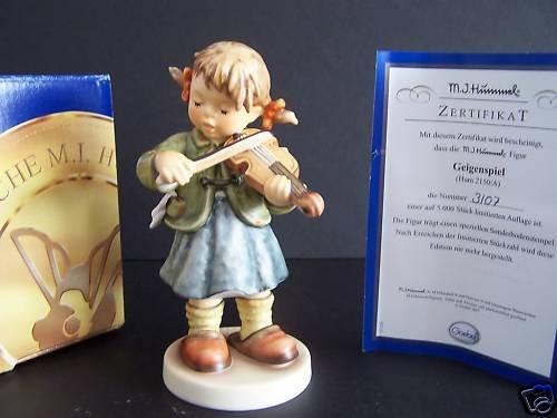 HUMMEL Goebel Perfect Pitch Figurine HUM 2150/A  NIB