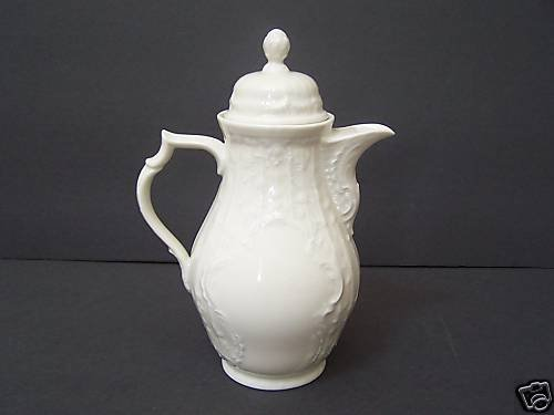 ROSENTHAL Sanssouci Ivory Coffee Pot with Lid New