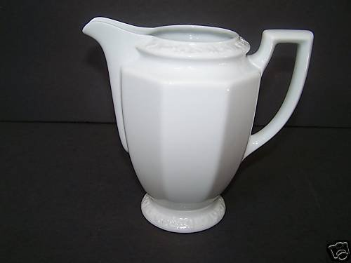 "ROSENTHAL Maria White Large Creamer  6.5"" New"