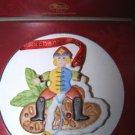 Hutschenreuther Porcelain Harlekin Christmas Ornament  NIB