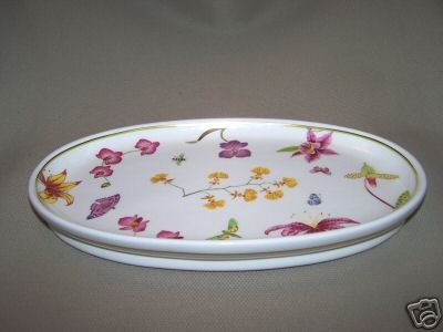 LYNN CHASE Bath Tray Fantasia Design New