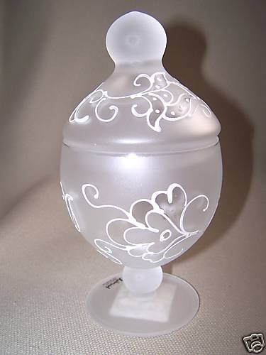 LABRAZEL Reverie Footed Covered Jar New